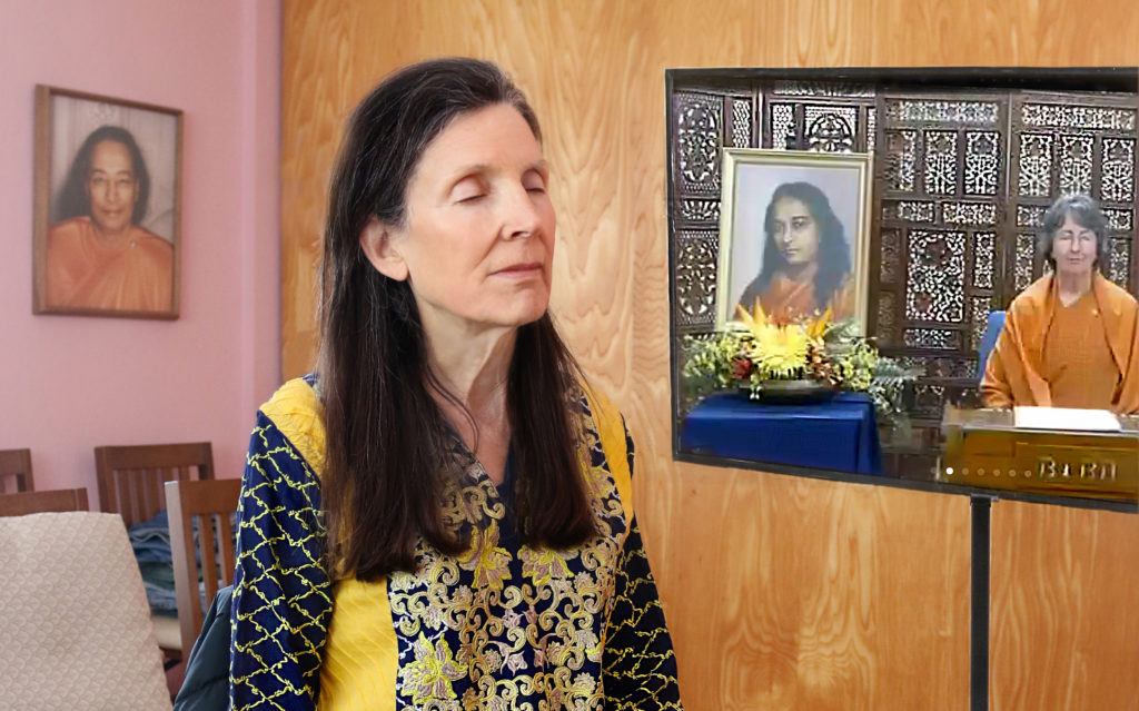 Monastic Led Meditation Online