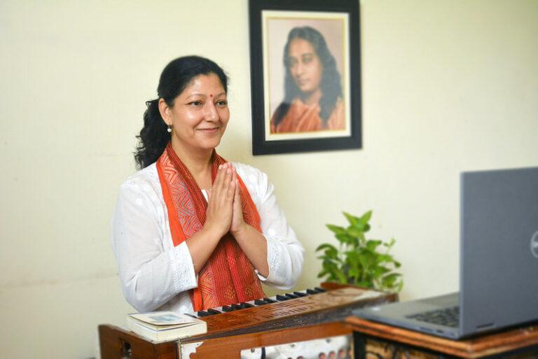 Online Meditation Leader