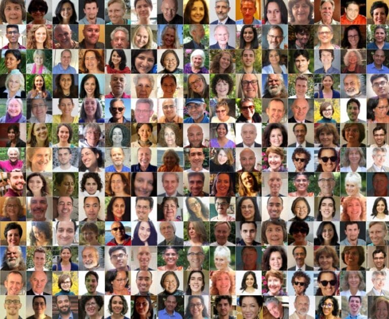 volunteer collage - square