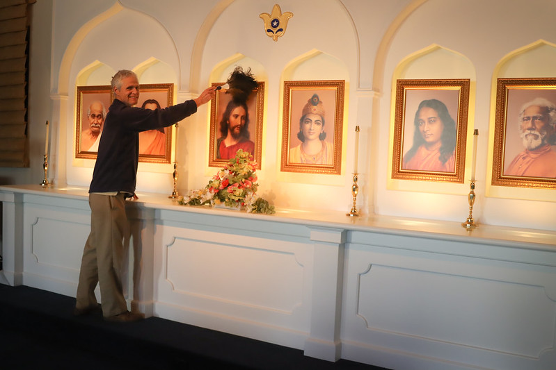 Service to the Guru