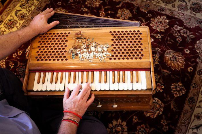 History of Harmonium